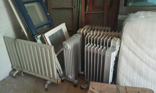 donne radiateurs électriques d'appoint